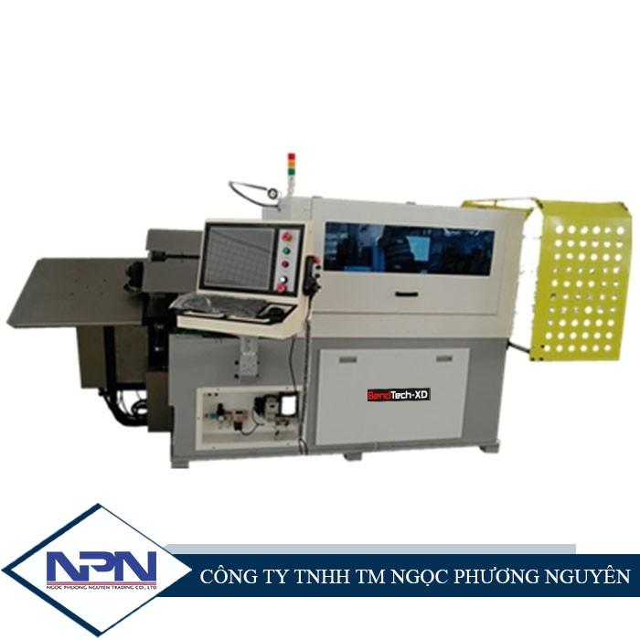 Máy uốn dây 3D BendTech-XD thế hệ mới CNC780