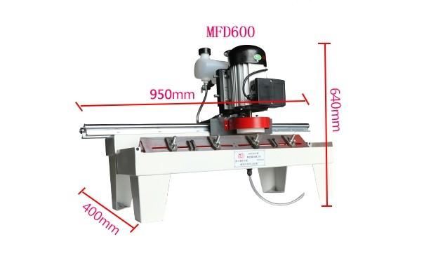 Máy mài lưỡi bào thẳng MD600