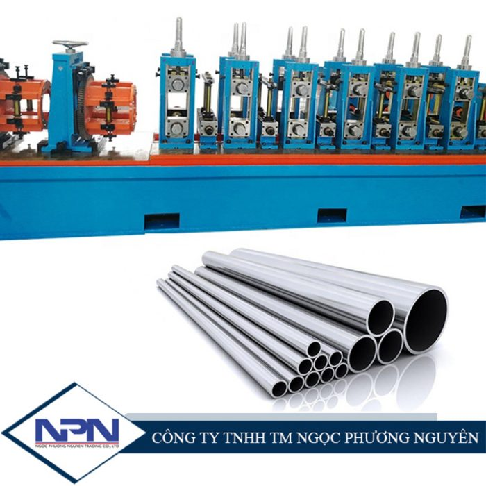 Dây chuyền sản xuất ống/hộp hàn dọc BNF-P114