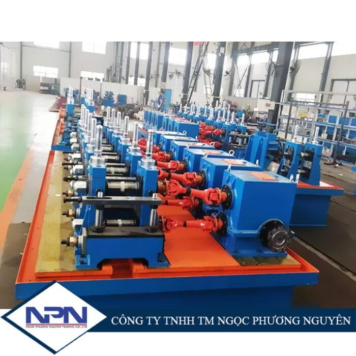 Dây chuyền sản xuất ống/hộp hàn dọc BNF-P20