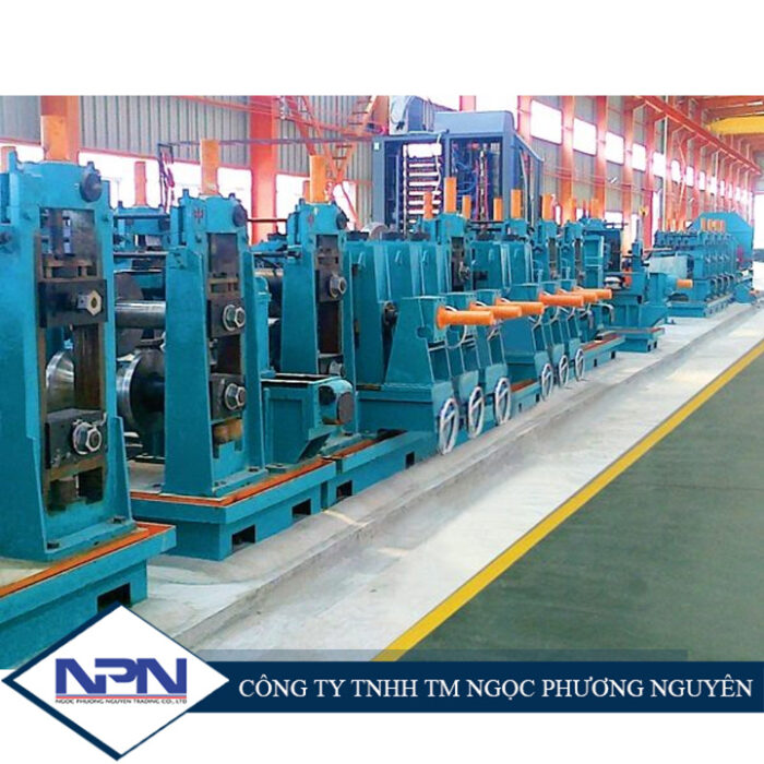 Dây chuyền sản xuất ống/hộp hàn dọc BNF-P273