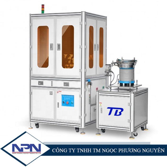 Máy kiểm tra khiếm khuyết tự động cho ốc vít TB-1500