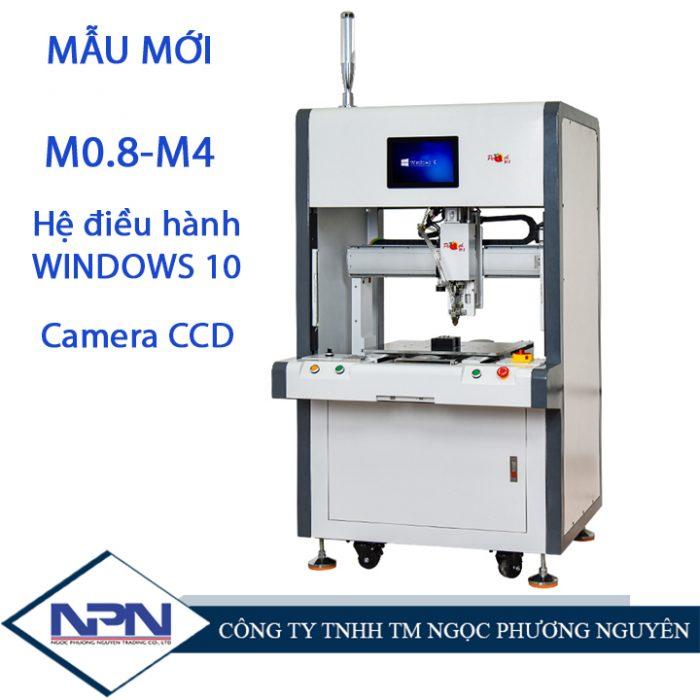 Máy bắn vít tự động tích hợp CCD camera TB-PE02