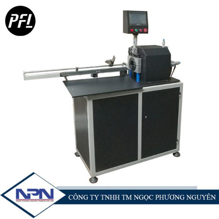 Máy cắt ống nhựa ABS, PVC tự động không gờ PFL-SA-BW50