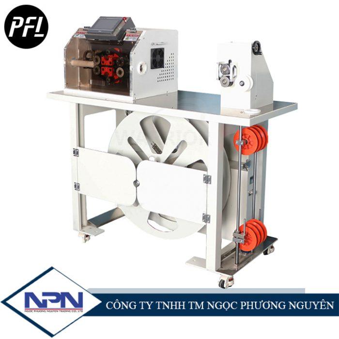 Máy cắt ống nhựa gân xoắn tự động PFL-05