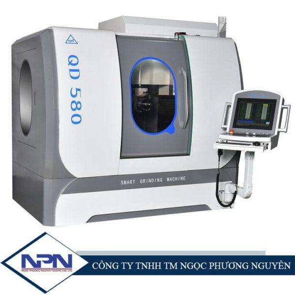 Máy mài công cụ 5 trục CNC QD580