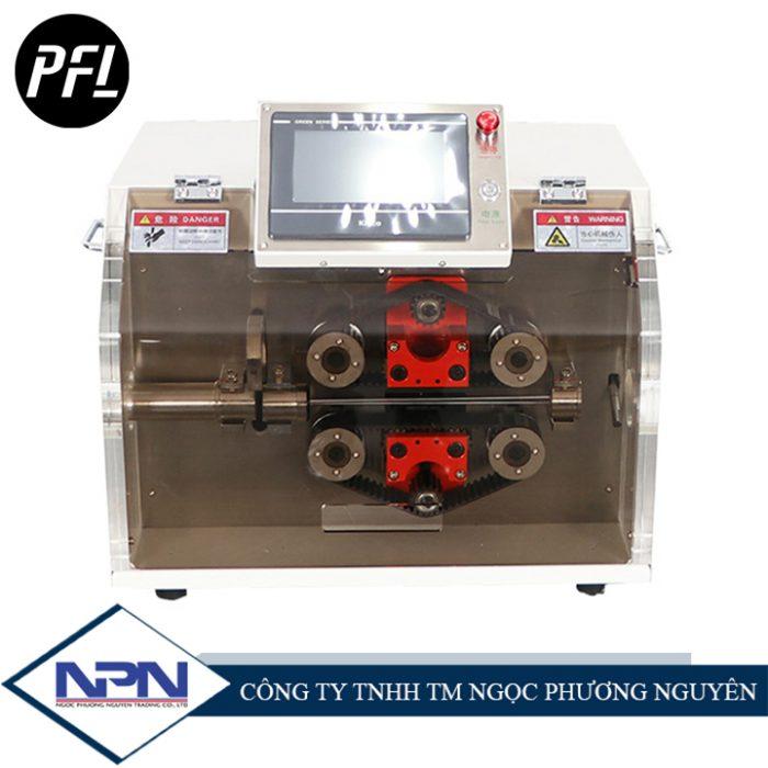 Máy cắt ống nhựa xoắn tự động PFL-HW-024