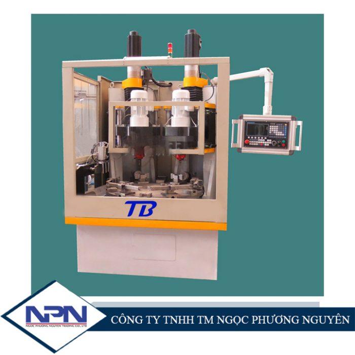 Máy rút đinh tán CNC dạng bàn xoay TB-SK-2